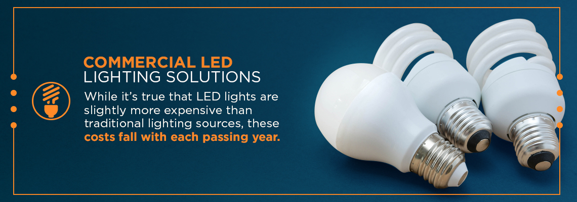 commercial LED lighting