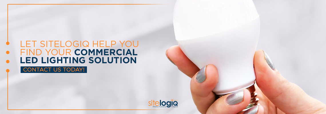 sitelogiq LED lighting solutions